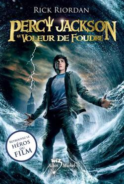 Percy Jackson T1 : Le voleur de foudre - Rick Riordan