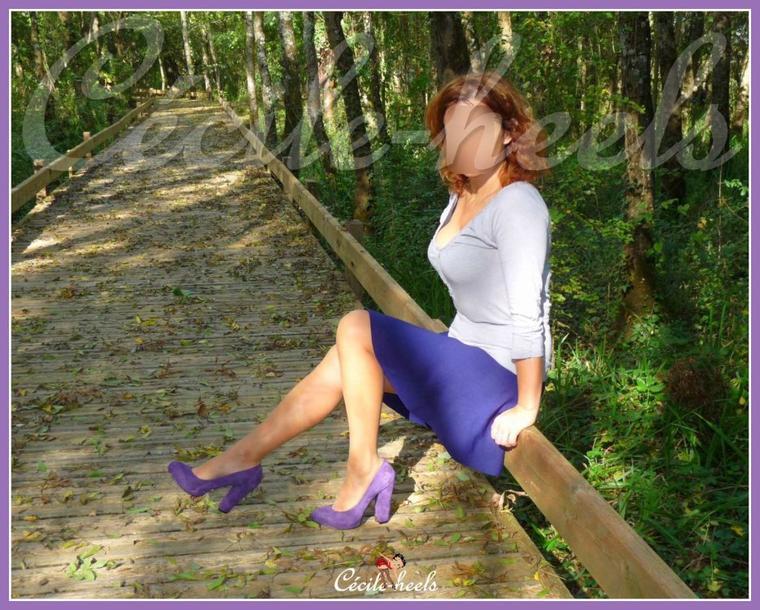 Violet (2eme paire)