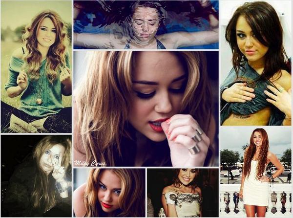 Miley Cyrus.♥