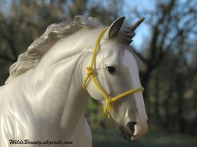 """"""" Les chevaux sont des créatures mystérieuses, ou divines """""""