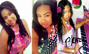 L'étoile qui était cachée par 50 cent - The Baltimore Star Pink Princess Kinzy