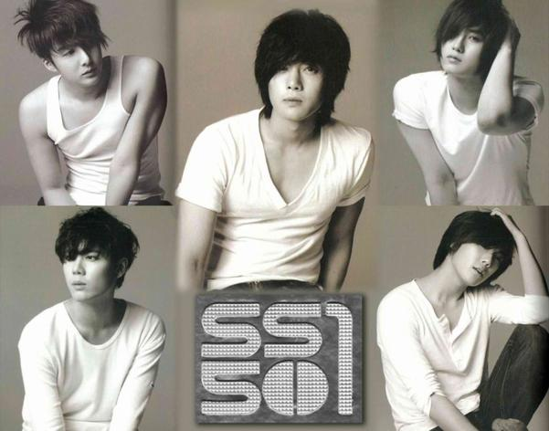 FANS FICTIONS / OS / MS : SS501 ♔