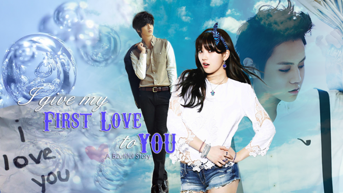 "Fiche Présentation : Fan Fiction --> ""I GIVE MY FIRST LOVE TO YOU"""