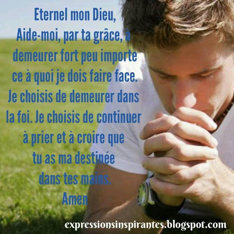PRIERE AVANT D'ALLER DORMIR