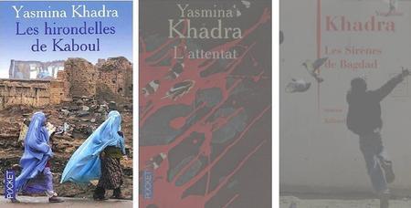 Les hirondelles de Kaboul - L'attentat - Les sirènes de Bagdad (Yasmina Khadra)