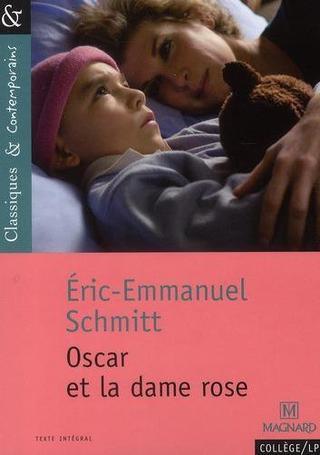 Oscar et la dame rose (Eric-Emmanuel Schmitt)