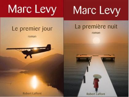 """Saga """"Le premier jour"""" et """"La première nuit"""" (Marc Lévy)"""