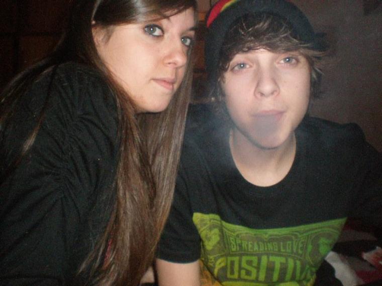 SMOKE avec ma soeur