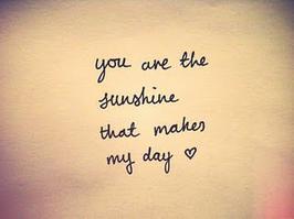~ Tu es le soleil qui illumine mes jours ... ☼
