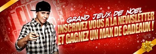 Participez au Grand Jeu de Noel !!!