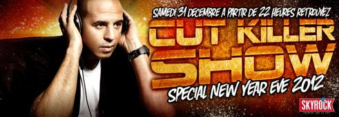 Cut Killer Show Special Nouvel An 2012