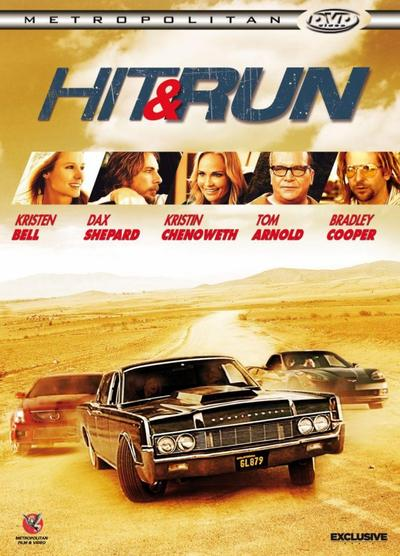 "CUT KILLER SHOW : A gagner cette semaine le DVD du film ""HIT & RUN"""