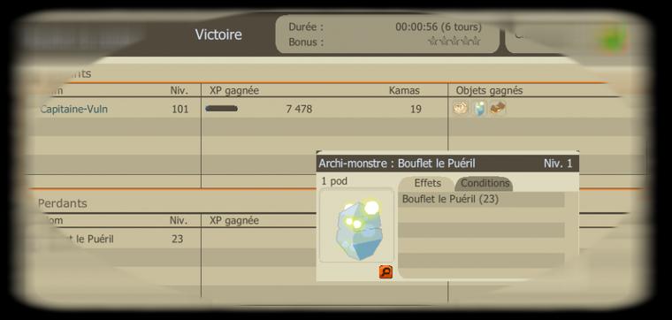 1er Archi-monstre + Meulou :D