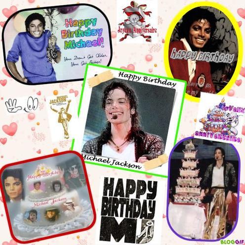 Joyeux Anniversaire Michael !!!
