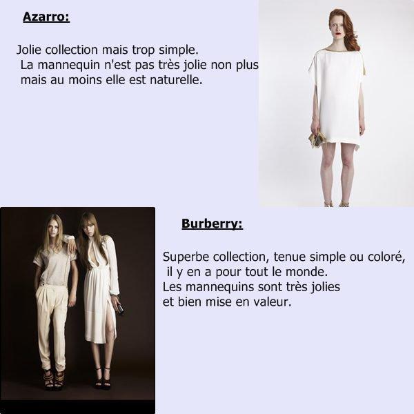 Collection Croisière 2012 (1°partie) ♥