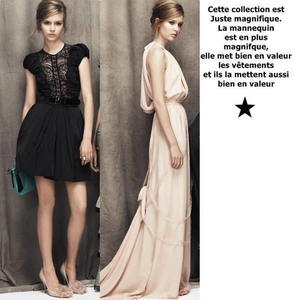 Collection Croisière 2012 (2°partie)