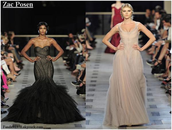 Fashion week N-Y, P-A-P printemps-été 2012: coup de coeur  ♥