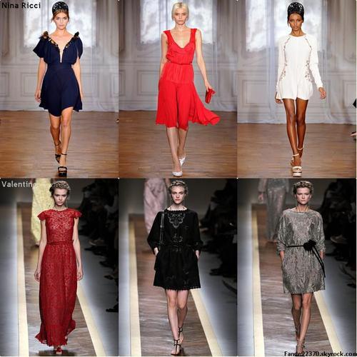 Fashion week Paris, P-A-P printemps-été 2012: coup de coeur ♥