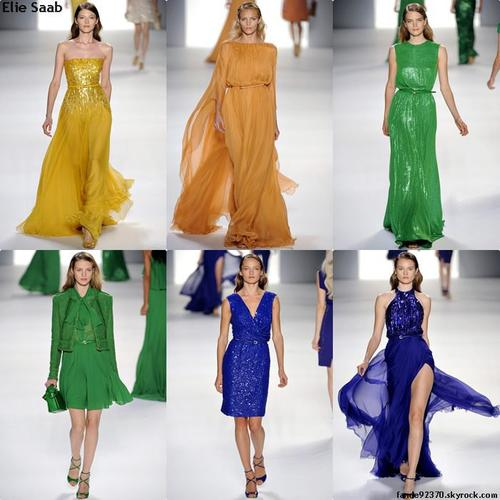Fashion week Paris, P-A-P printemps-été 2012: coup de coeur ♥