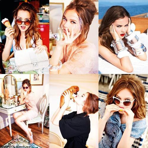 Cruise 2012 ( coup de coeur ): Dior
