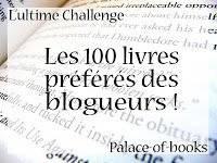 Défi 2 :100 livres préférés des blogueurs
