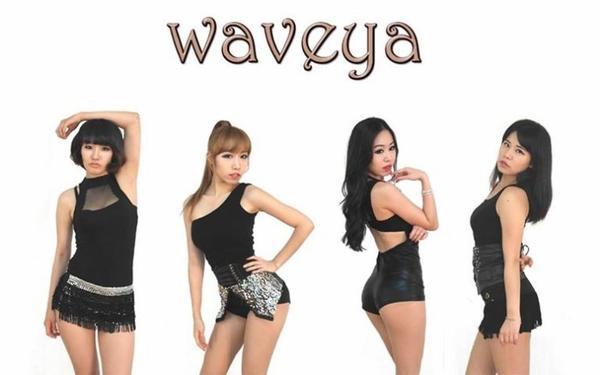 SISTAR 씨스타 Give It To Me 기브잇투미★ Waveya 웨이브야 Korea dance team