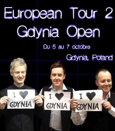 European Tour 2 (Gdynia Open)