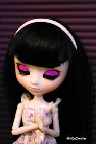 Cinquième doll - Cerise