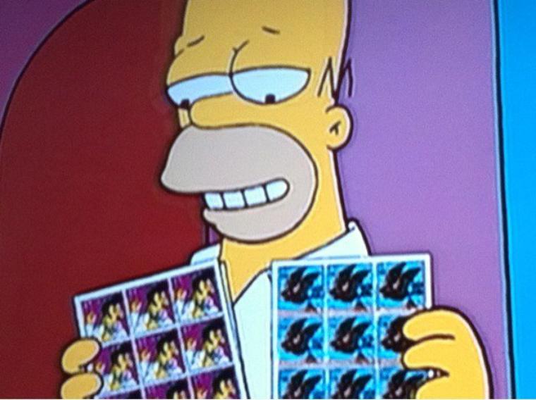 "Soirée ""Simpsons"" !"