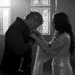.  Morgana & Uther, I didn't choose my father .