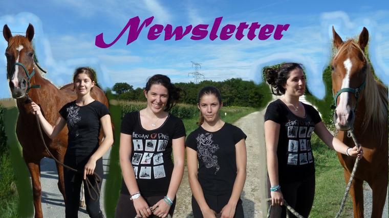 Newsletter !!!!