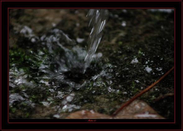 Photo de l'eau