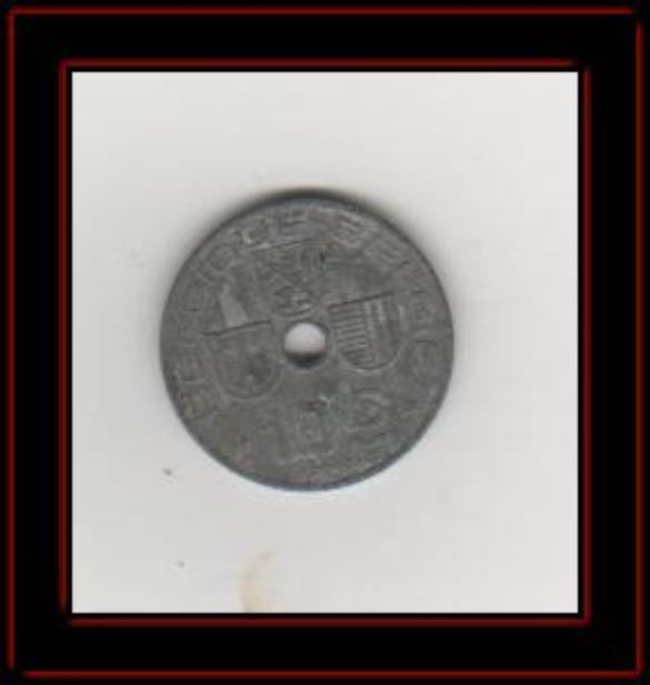 10 centimes belges