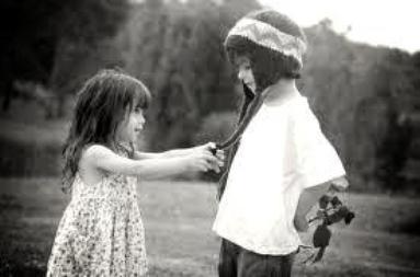 Fait moi une place au fond de ton coeur , pour que je t'embrasse lorsque tu pleures
