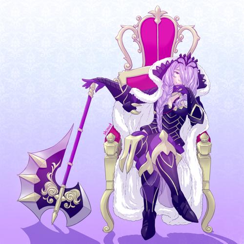 Chapitre 1: La reine sera brisée jusqu'aux entrailles