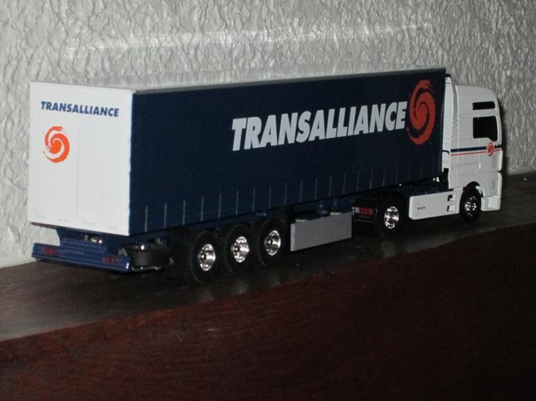 MAN TG 460 XXL SEMI TRANSALLIANCE