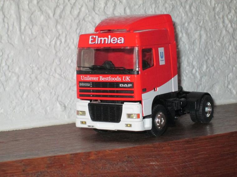 DAF XF 95 430 ELMLEA