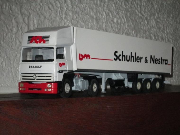 RENAULT R 350 SCHUHLER & NESTRA