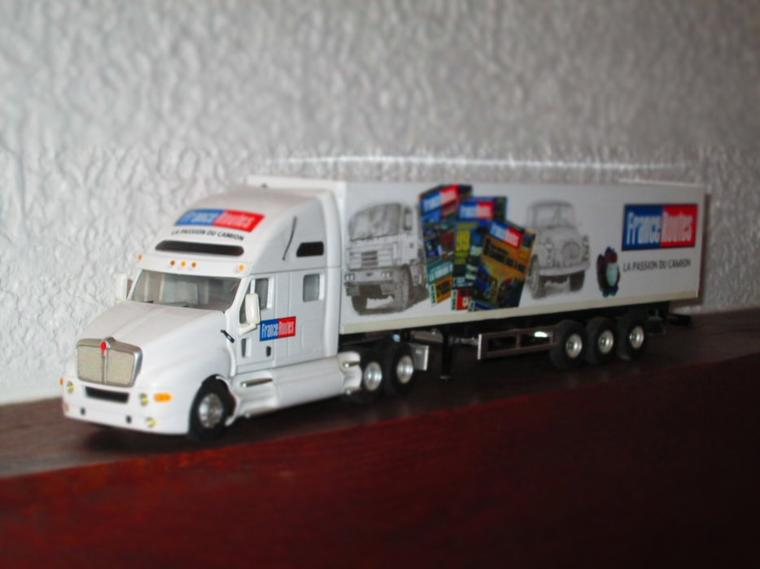 KENWORTH  T 2000 FRANCE ROUTES