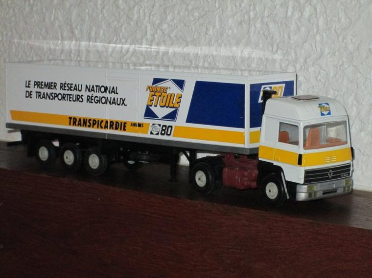 RENAULT R 390  TRANSPICARDIE 80 AMIENS