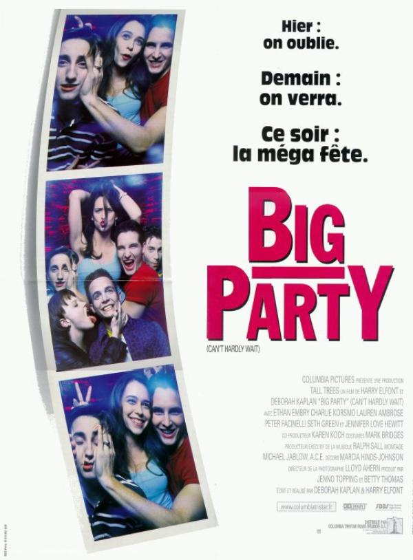 BIG PARTY // Créas //  Article // Source
