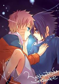 Moi + Sasuke...♥