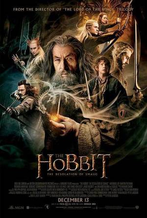 Le Hobbit La Désolation de Smaug regarder film online en streaming VF