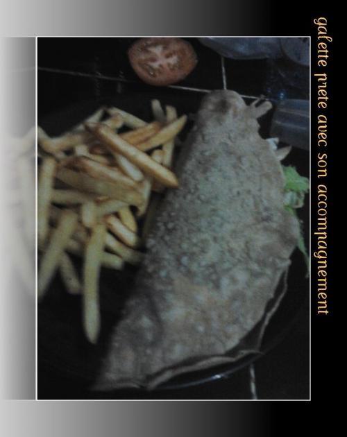 galette américaine facon flunch