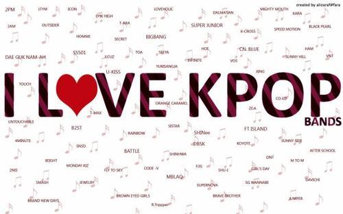 Kpop :)