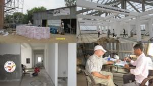 Travaux de construction de l'orphelinat - Page 5