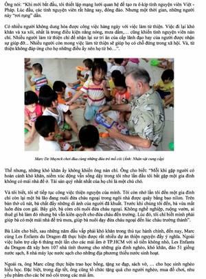 Paru dans la presse vietnamienne