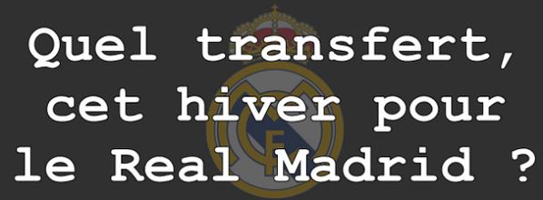 Quels transferts entrants cet hiver ?