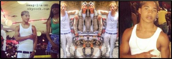 Instagram ♥ + les MB on donnait un concert au Skate depot