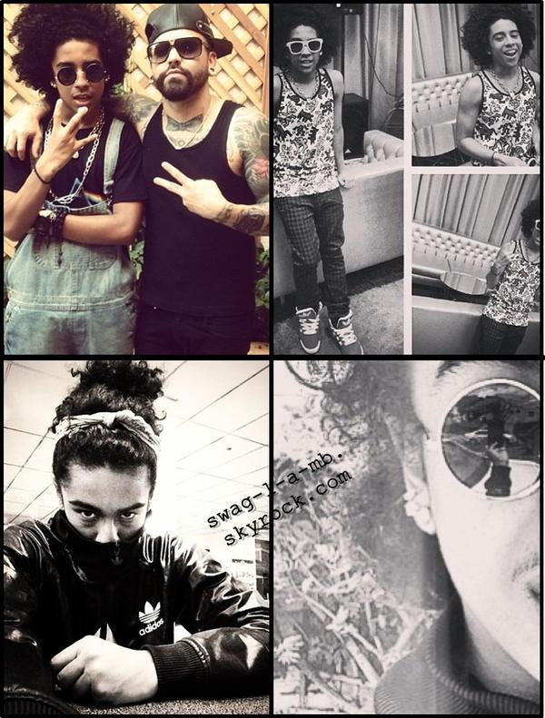 Instagram ♥ + Infos des MB et Keek